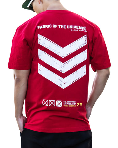 V3-02/RW Short Sleeve T - Fabric of the Universe