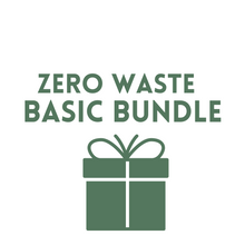 Load image into Gallery viewer, ZERO WASTE | BASIC BUNDLE