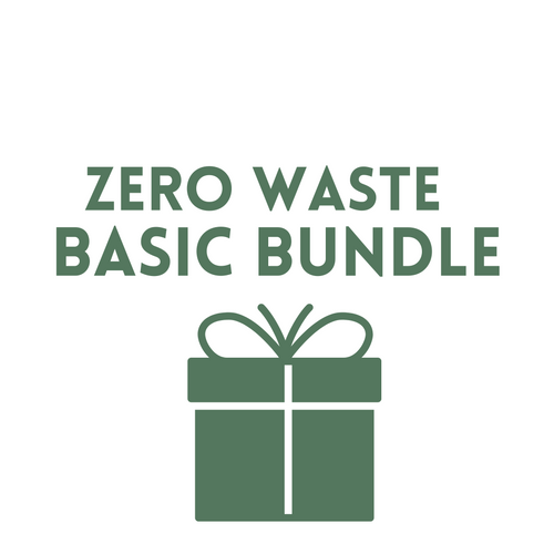ZERO WASTE | BASIC BUNDLE