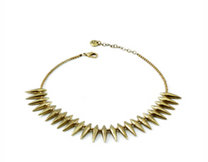Bully Necklace by Avant Garde of Paris - ShopMINQ