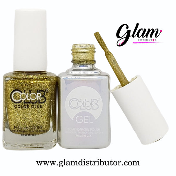 Gold Glitter Duo Pack 780
