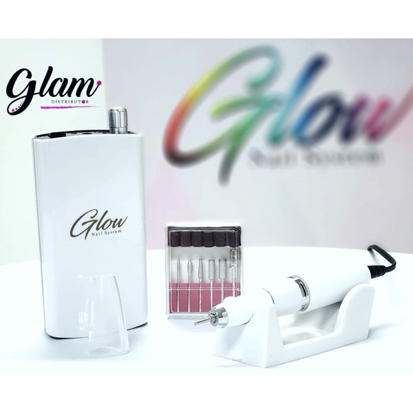 Glow Nail Drill Rechargeable