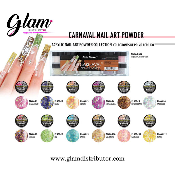 Carnival Acrylic Collection