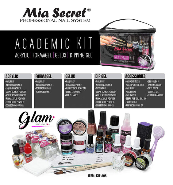 Mía Secret Academic Kit