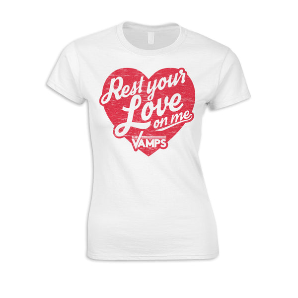 Rest Your Love T-shirt - Women's