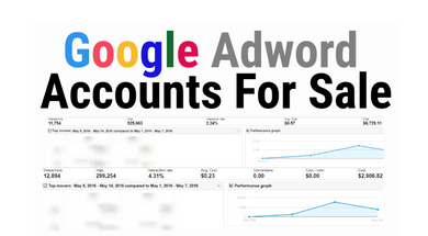 Verified Active Google Ad-words Account With Card US/UK