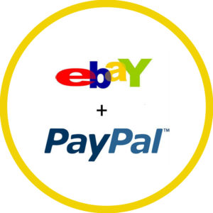 Established Aged Verified PayPal - Service Good+ ebay Payment No hold