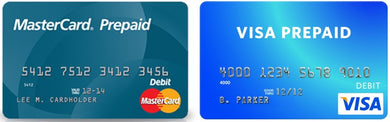 Re -loadable International Visa/Master Crad For Online Payment