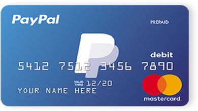 RELOADABLE PAYPAL VCC - INSTANT TRANSFER $ TO CARD ALL PAYPAL SUPPORTED