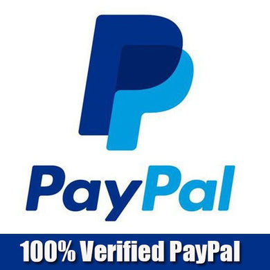 Cheap Stealth PAYPAL Account