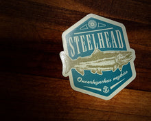 Load image into Gallery viewer, Steelhead Sticker