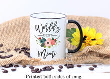Load image into Gallery viewer, Worlds Best Mimi,Mimi Mug,Gift for Mimi,Mimi Coffee Mug,Grandma Mug,Grandma Gift,Nana Mug,Best Mimi Ever,Nana Gift,Worlds best,Mug FM-GM-006