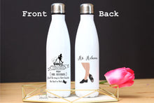 Load image into Gallery viewer, Tap Dance teacher gift,Swell Style bottle,Tap dancer,Coke Style bottle,Dance teacher Graduation gift,New Dance Teacher,Tap shoes OC-TCD-02