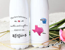 Load image into Gallery viewer, Long Distance Gift for Mom,Swell style bottle,Gift for Mom,Mother and daughter gift,Moving away from Mom gift,Mothers Day,mom  LD-MD-007
