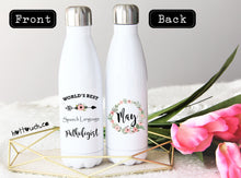 Load image into Gallery viewer, Speech Therapist gift,Speech Therapy,Speech Language Pathologist,slp gift,Swell style bottle,SLP appreciation, Speech Pathologist OC-SPL-04