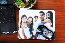 Load image into Gallery viewer, Mousepads Personalized,office mousepad,photo mousepad,Mouse pad,custom mousepad,office accessories,gift for him,gift for her,gaming mousepad