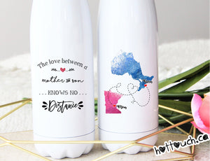Mother's Day Gift from Son,Long Distance Gift for Mom,Swell water bottle,Gift for Mom,Mother and Son gift,Mothers Day,Mum gift,s LD-MS-2