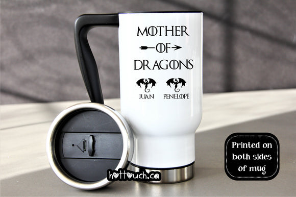 Mother of Dragons mug,Mother of Dragons gift,GoT mug,Got mother of dragon,dragons mug,thrones gift,TV show mom gift,Mothers Day mug FM-MO-21