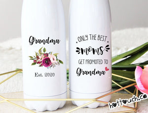 Pregnancy announcement gift,Baby reveal to Mom,Grandparent gift,Grandma gift,Grandma to be,Only the best Mom get promoted to grandma FM-GM-4