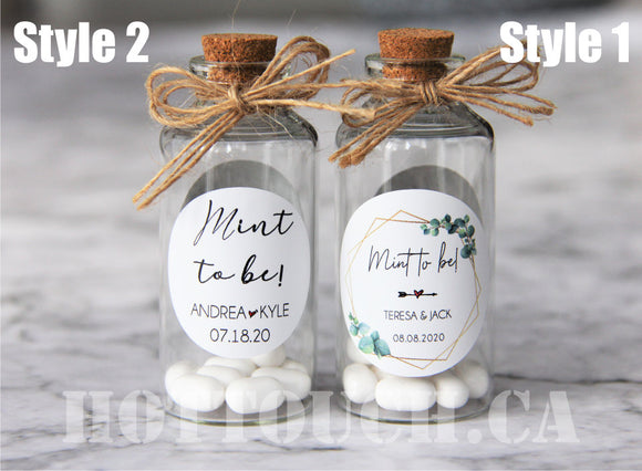 Mint to be sticker,Wedding sticker,Mint to be favor,Mint to be wedding labels,custom sticker,Tic Tac Wedding Favor Label,Mint to be WD-BG-27