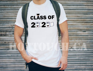 Class of 2020 T-Shirt Graduation GD-6
