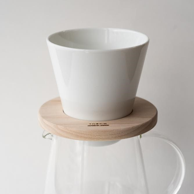 Torch Donut Coffee Dripper - 1-3 cups