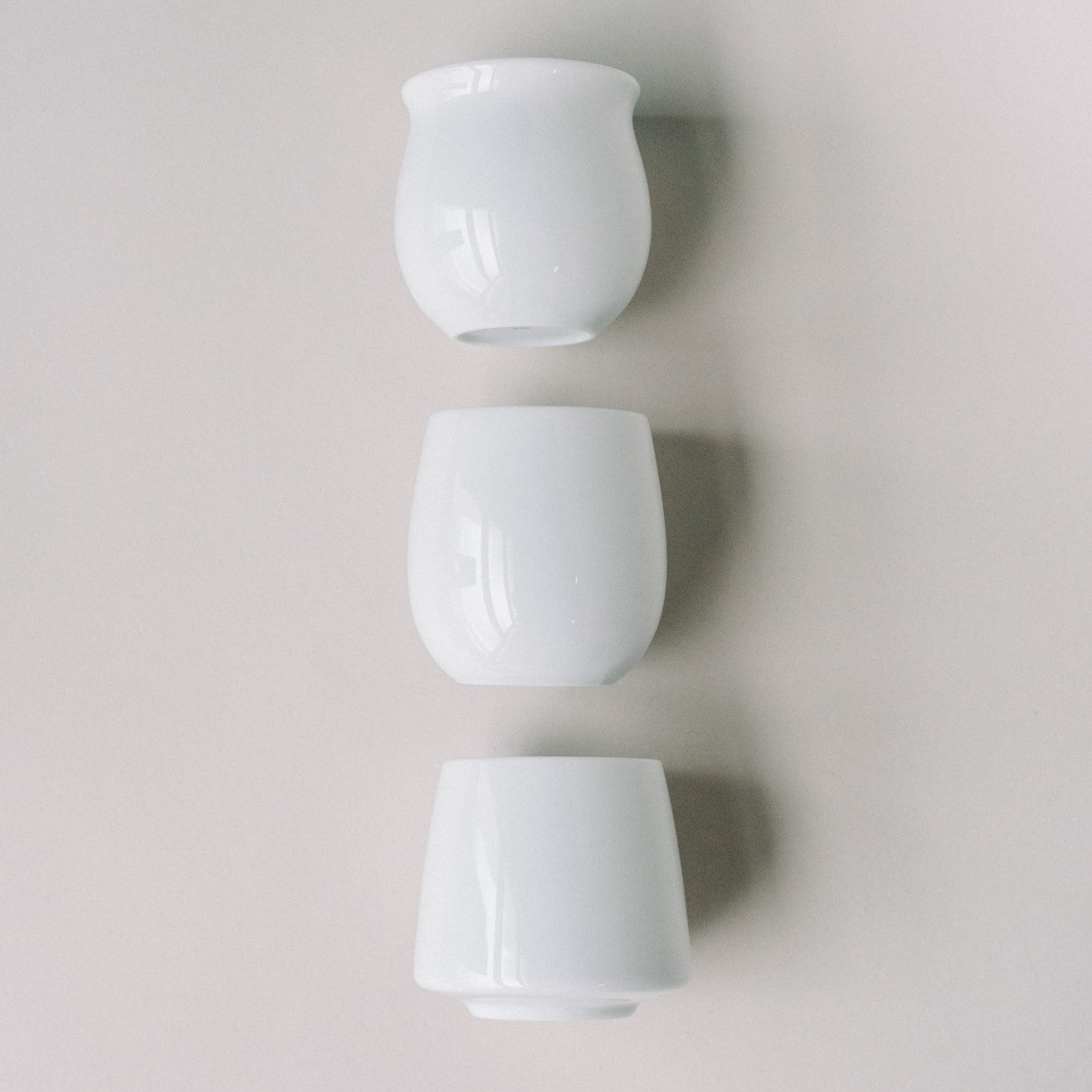 ORIGAMI - Flavour Cup | White