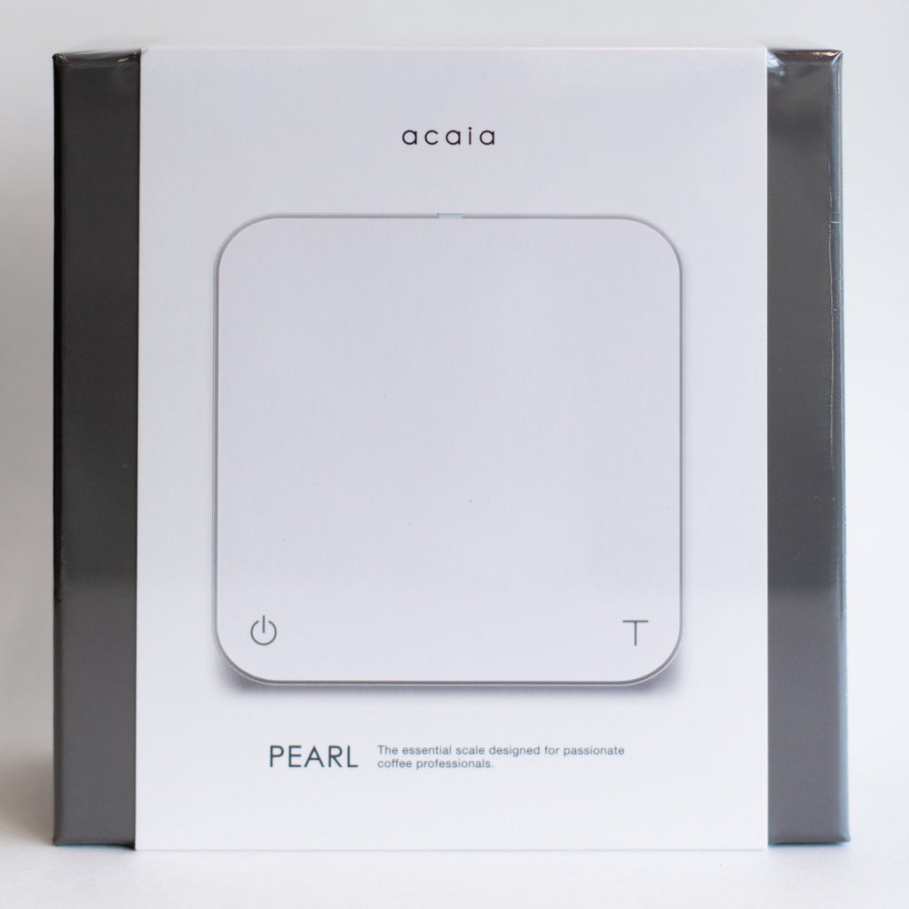 Acaia Pearl Digital Coffee Sacle