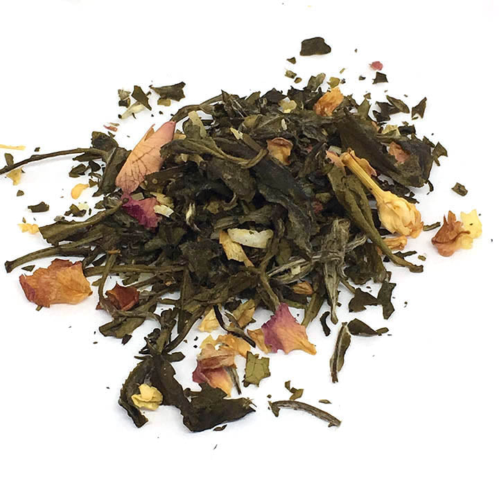 The Tea Girl - Vanilla Coconut White Tea