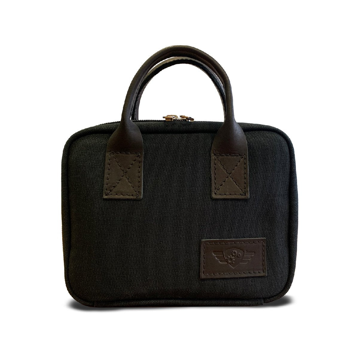 Comandante - Travel Black Bag