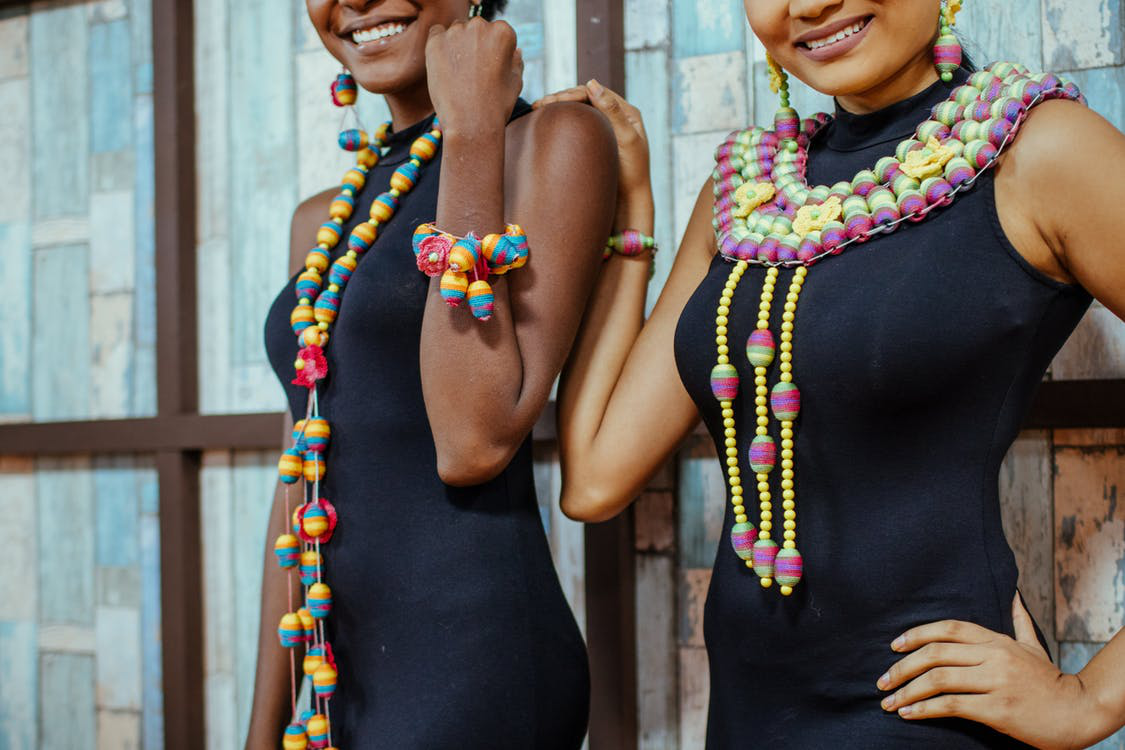 African Jewelry: The Traditional and the Modern JAMAGRASHA, LLC