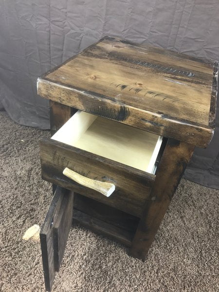 Middle Of The Mitten Nightstand Timber Creek Rustic Furniture