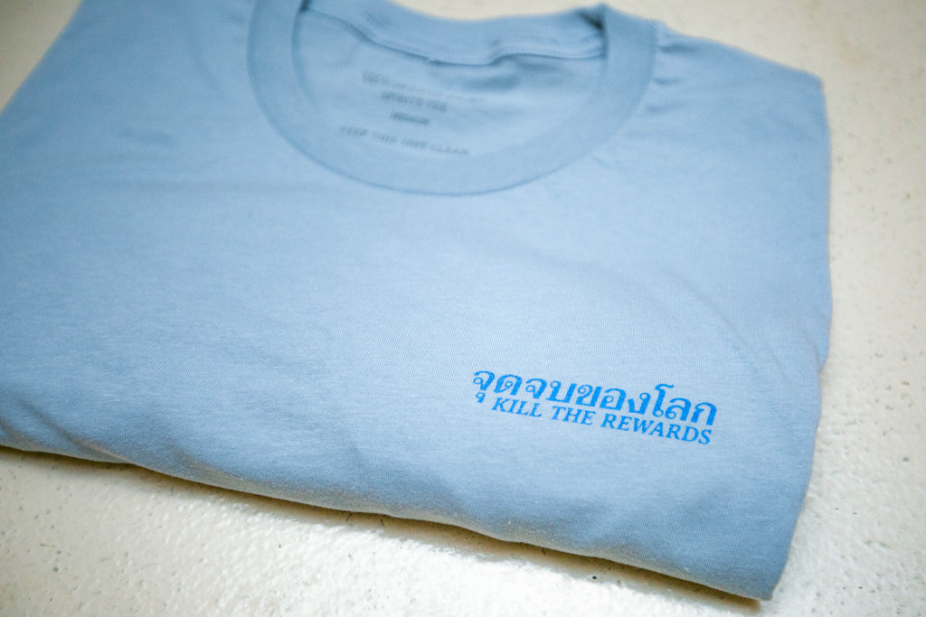Spirits Tee | ICE BLUE