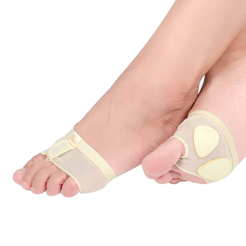 Foot Protector Pads Open-toed Pair