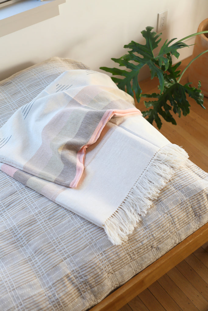 Arrow Stripe Blanket