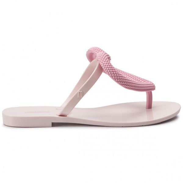 MELISSA Women's Big Heart Flip-flops In Pin