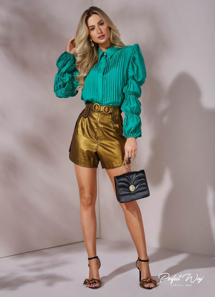 Outfit Short and Blouse