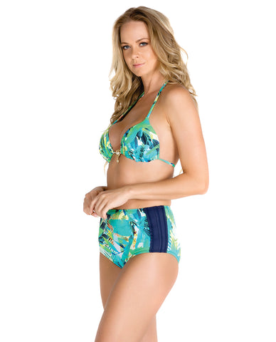 Bambu High Rise Bikini Set