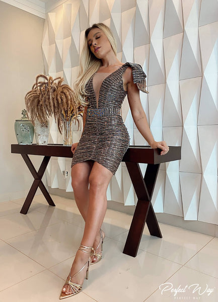 Perfect Shine Dress