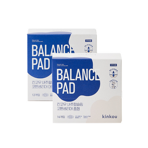Kinkou 純白安心衛生棉</br>kinkou Natural Slim Cotton Sanitary Pad