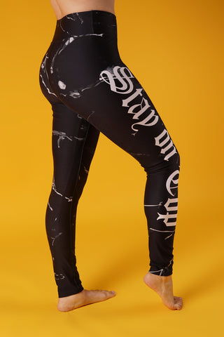 Women BJJ Spats | NO SEE THROUGH