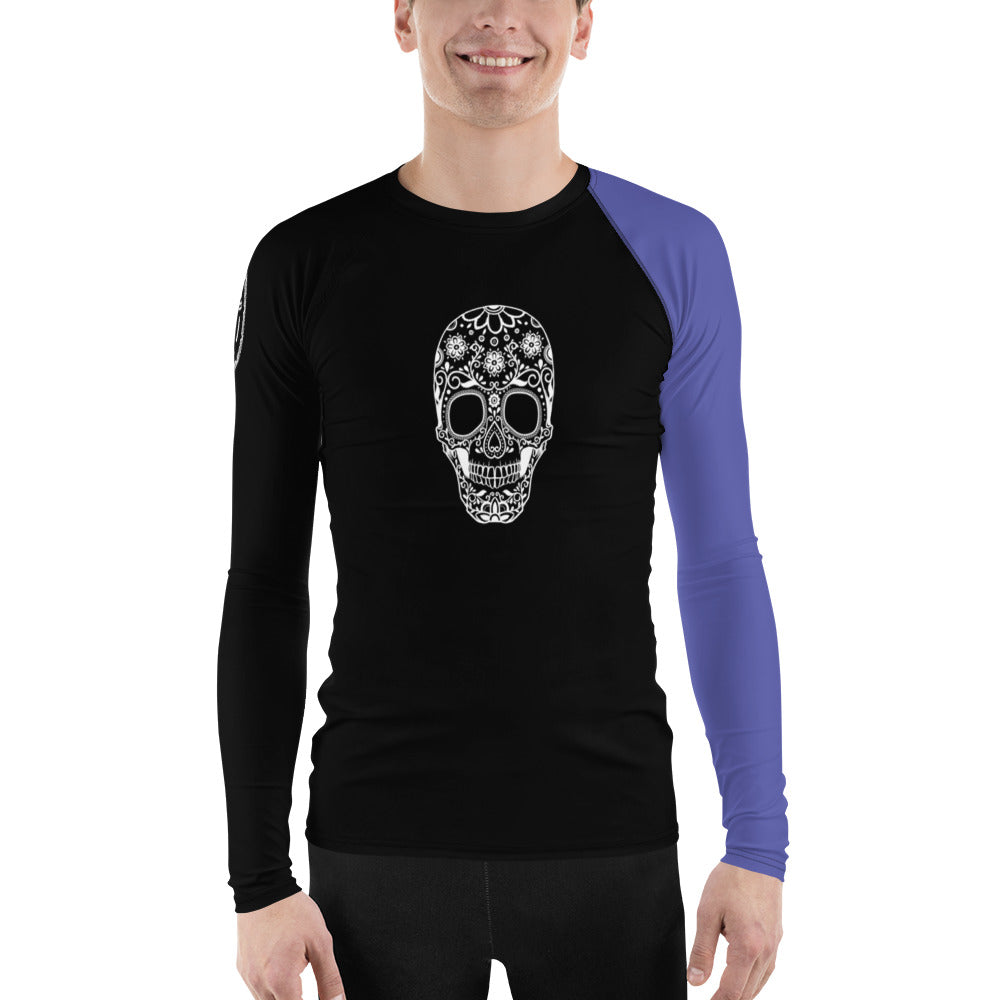 Ranked Rashguard - Blue