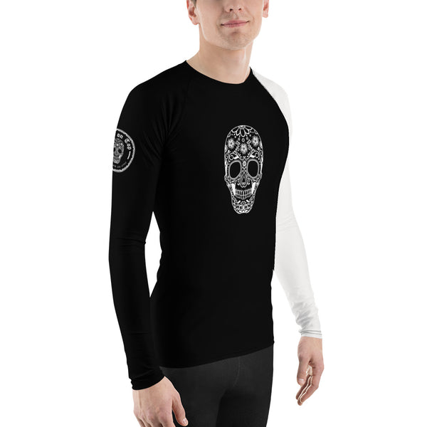 Ranked Rashguard - White