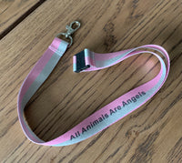 Nyhed! Keyhanger All Animals Are Angels