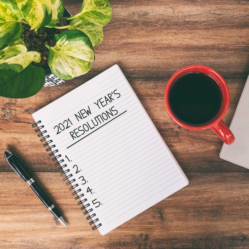 THREE EASY RESOLUTIONS FOR 2021 | WISHFUL MARKET GUIDE