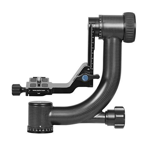 Sirui PH-20 Carbon Fiber Gimbal Head, Gray