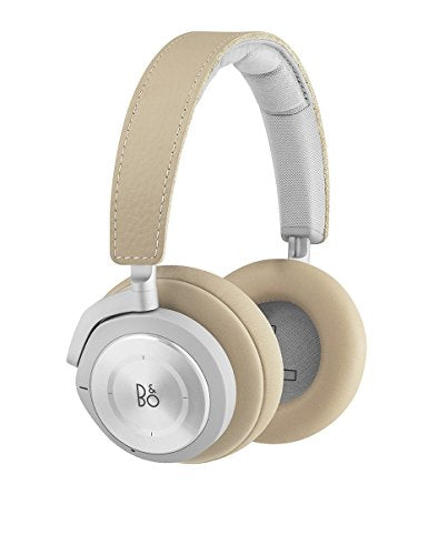 Bang & Olufsen Beoplay H9i Wireless Bluetooth Over-Ear Headphones with Active Noise Cancellation, Transparency Mode and Microphone – Natural - 1645046