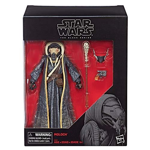 Star Wars Moloch Black Series 6 inch Action Figure-WishfulMarket