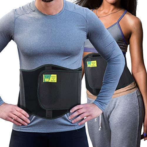 Ergonomic Umbilical Hernia Belt | Umbilical Navel Hernia Strap with Compression Pad-WishfulMarket