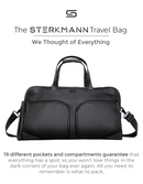 Sterkmann Travel Bag-Sterkmannbag